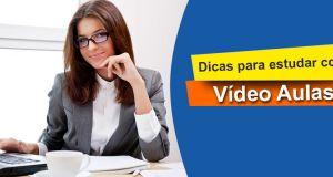 Dicas para estudar com Vídeo-aulas